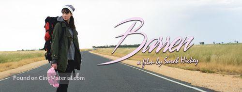 Barren - Australian Movie Cover