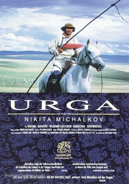Urga - poster