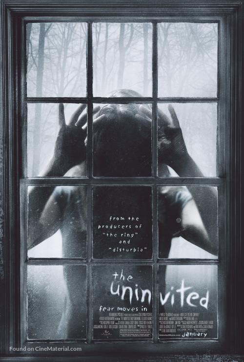 The Uninvited - Movie Poster