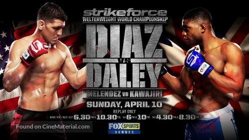 """Strikeforce"" - Movie Poster"