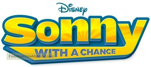 """""""Sonny with a Chance"""" - Logo"""
