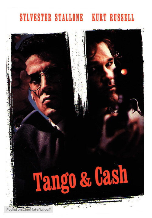 Tango And Cash - Movie Cover