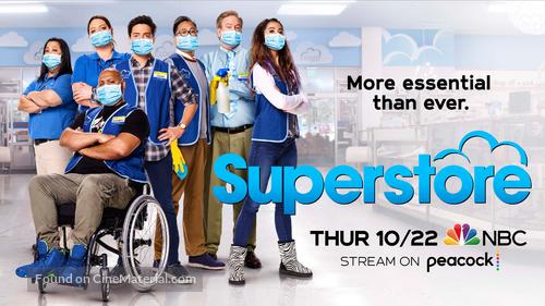 """""""Superstore"""" - Movie Poster"""