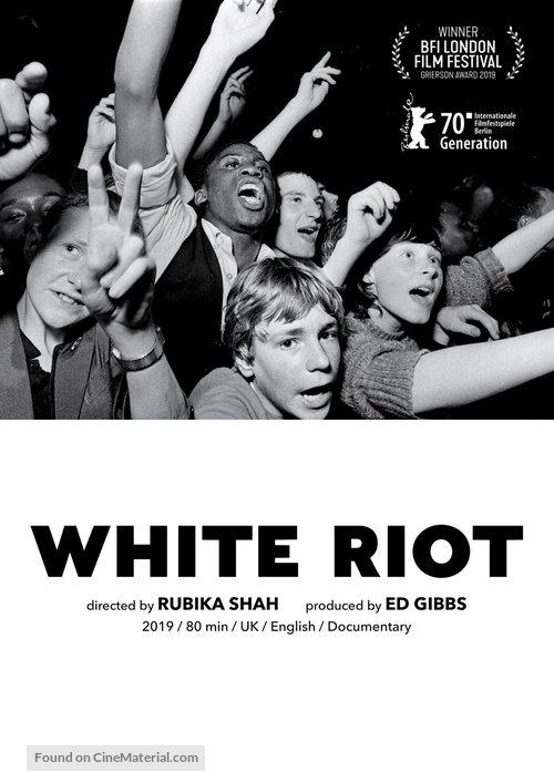 White Riot - British Movie Cover