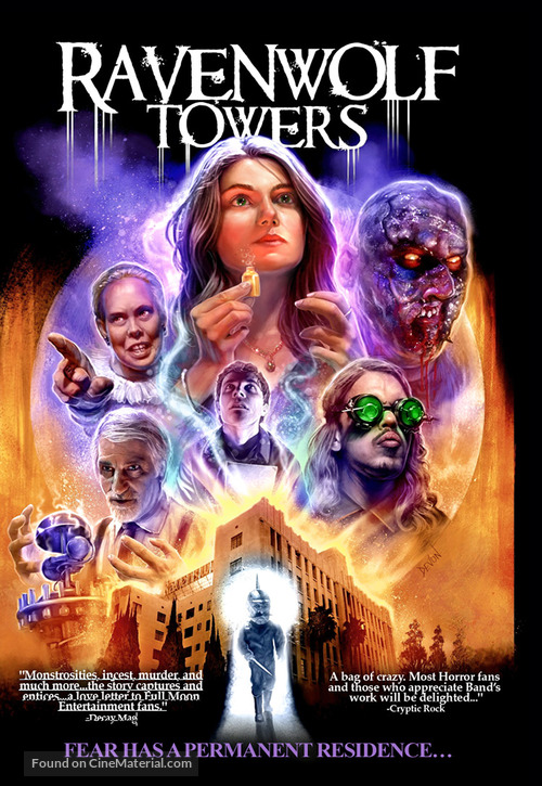 """Ravenwolf Towers"" - Movie Cover"