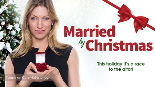 Married by Christmas - Movie Cover