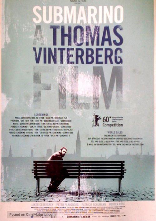 Submarino - German Movie Poster