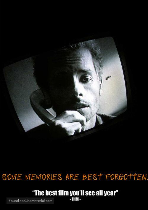 Memento - Movie Poster