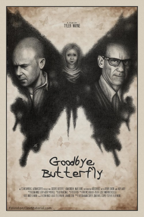 Goodbye, Butterfly - Movie Poster