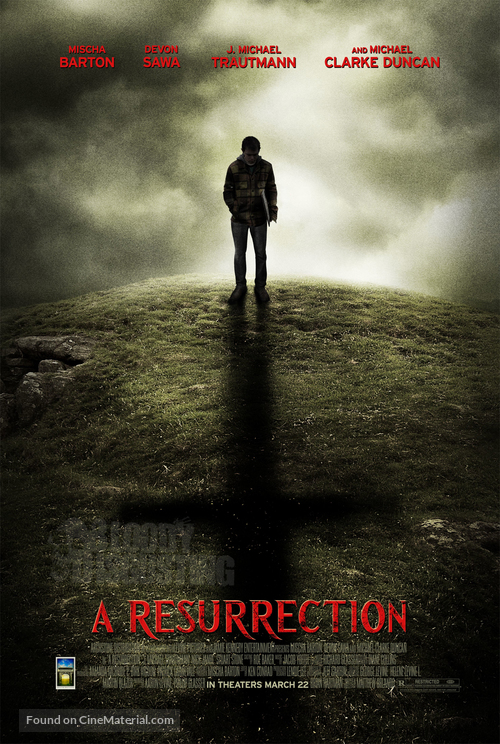 A Resurrection - Movie Poster
