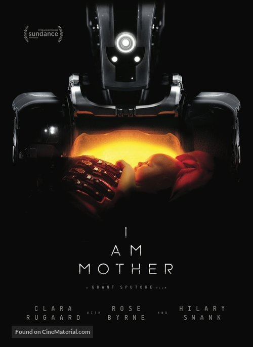 I Am Mother - Movie Cover