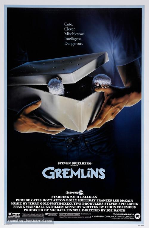 Gremlins - Movie Poster