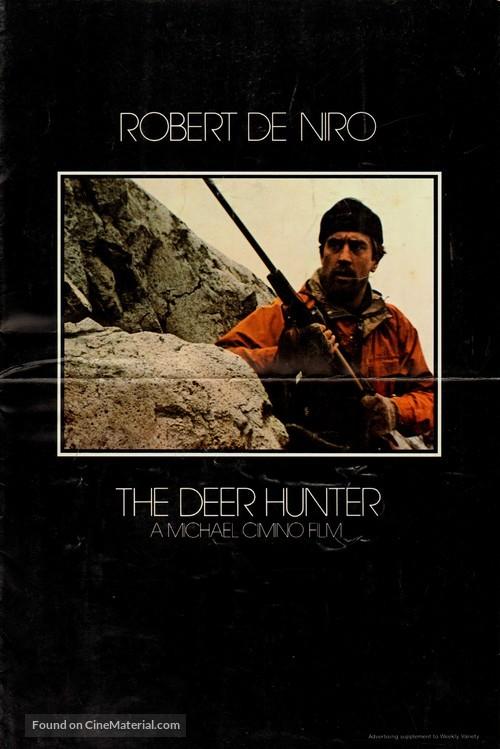 The Deer Hunter - Movie Poster