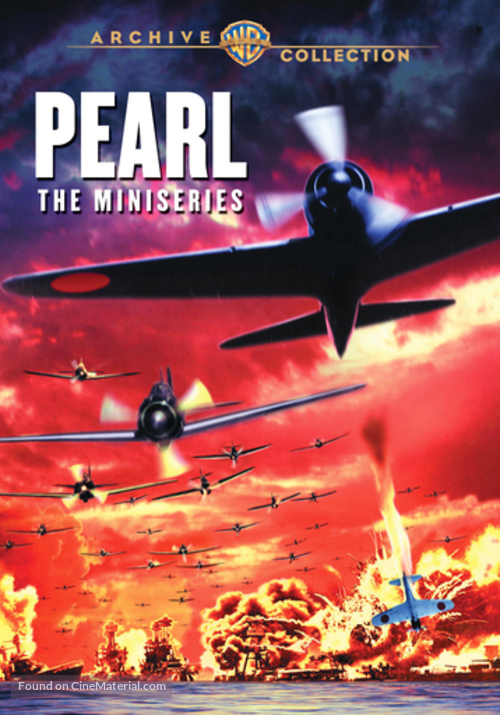 """""""Pearl"""" - DVD movie cover"""
