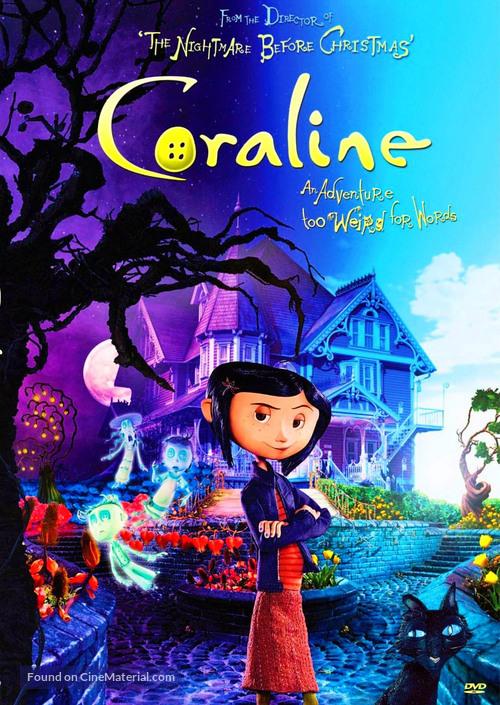 Coraline - Dutch Movie Cover