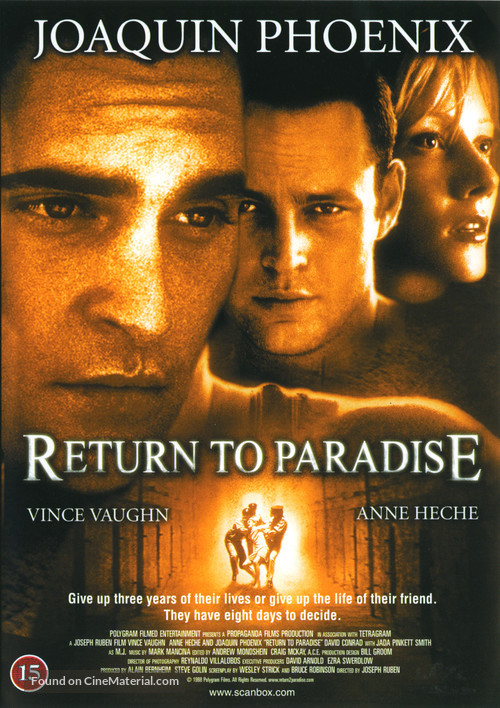an analysis of the movie return to paradise Return to paradise has 758 ratings and 43 reviews christopher said: this collection of essays and stories, originating out of a trip michener and his wi return to paradise has 758 ratings and 43 reviews.