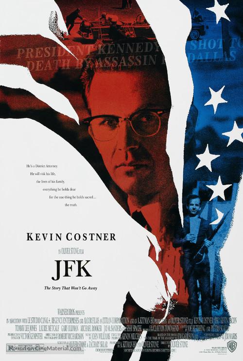 JFK - Movie Poster