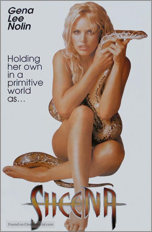 """Sheena"" - Movie Poster"