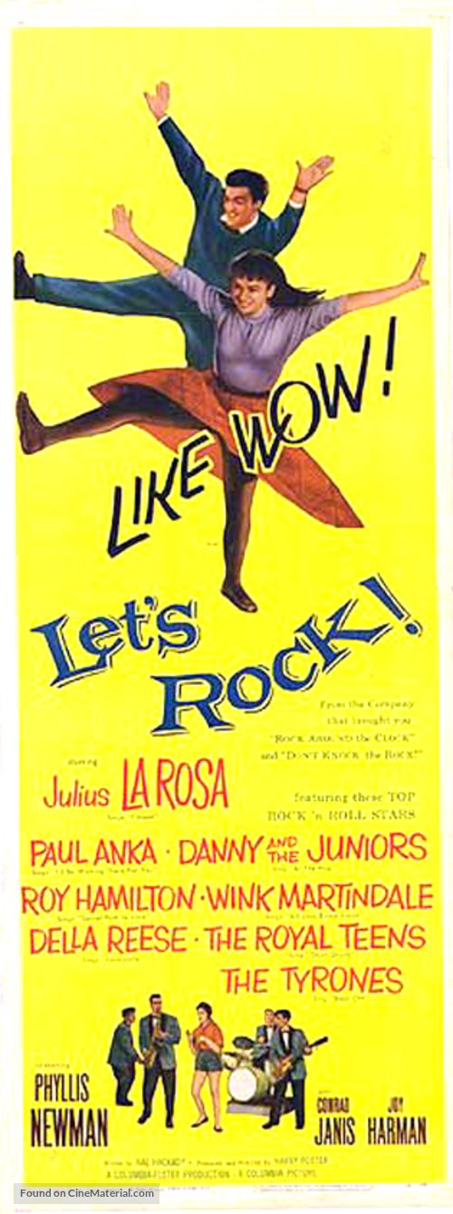 Let's Rock - Movie Poster
