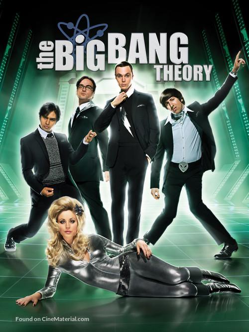 """""""The Big Bang Theory"""" - Movie Poster"""