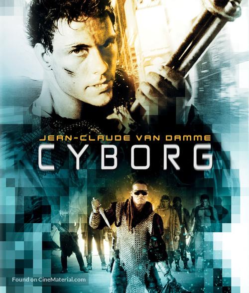 Cyborg - Blu-Ray movie cover