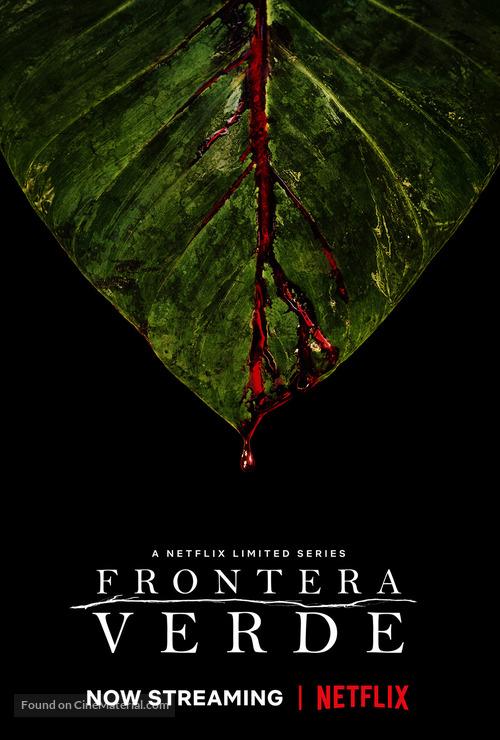 """""""Frontera Verde"""" - Movie Poster"""