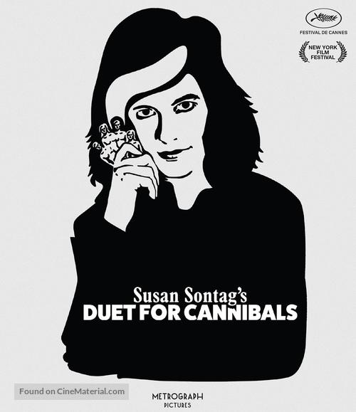 Duett för kannibaler - Movie Cover