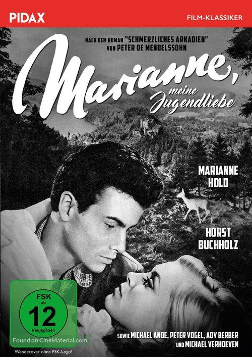 Marianne - German Movie Cover