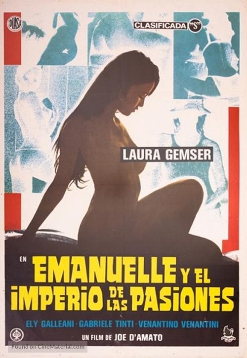La via della prostituzione - Spanish Movie Poster