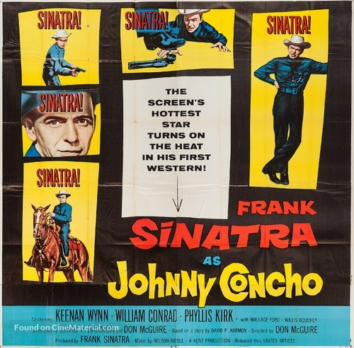 Johnny Concho - Movie Poster