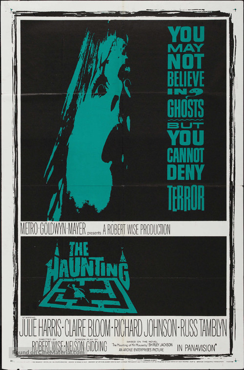 The Haunting - Theatrical movie poster