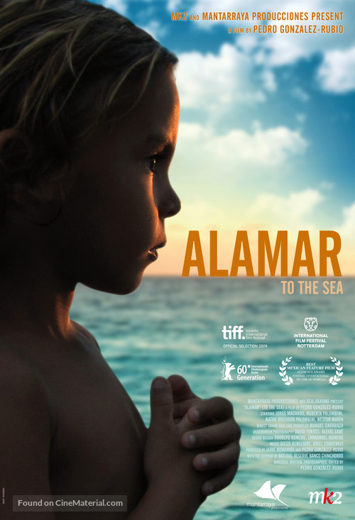 Alamar - Movie Poster
