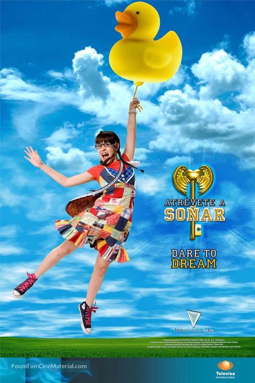 """""""Atrévete a soñar"""" - Movie Poster"""