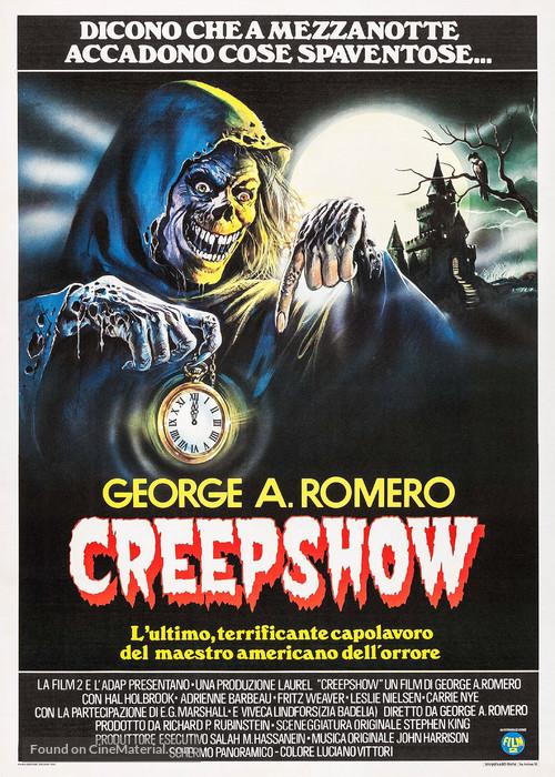 creepshow italian movie poster