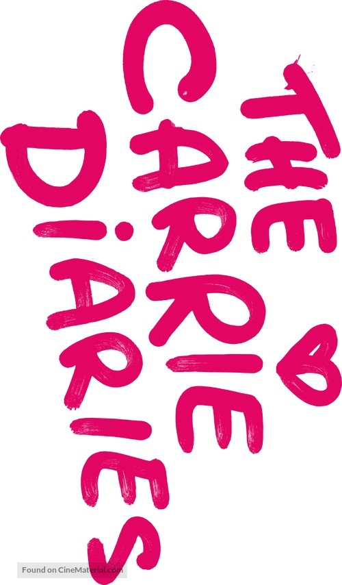 """The Carrie Diaries"" - Logo"