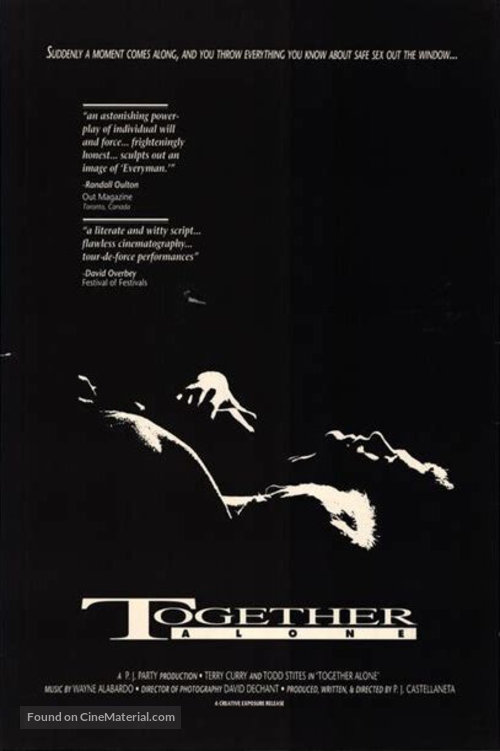 Together Alone - Movie Poster