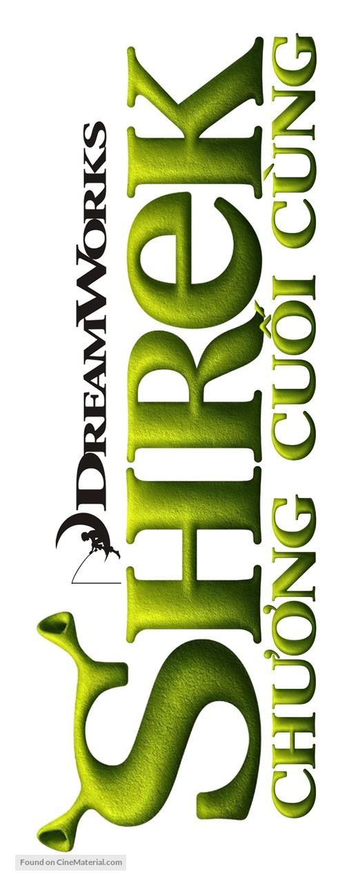 Shrek Forever After - Vietnamese Logo