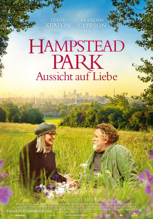 Hampstead - German Movie Poster