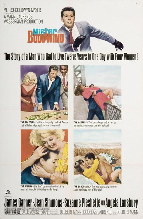 Mister Buddwing - Movie Poster