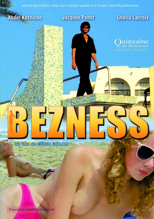 Bezness - French Movie Cover