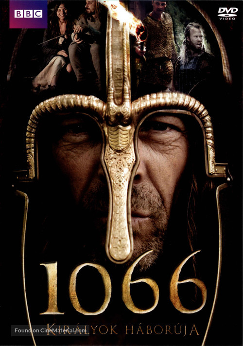 """""""1066"""" - Hungarian Movie Cover"""