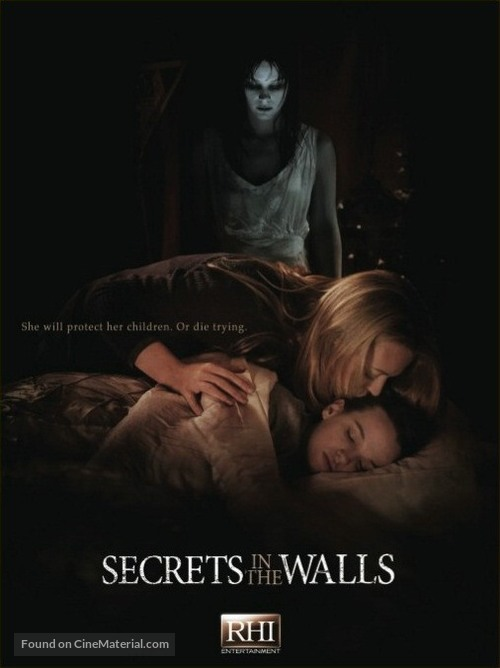 Secrets in the Walls - Movie Poster