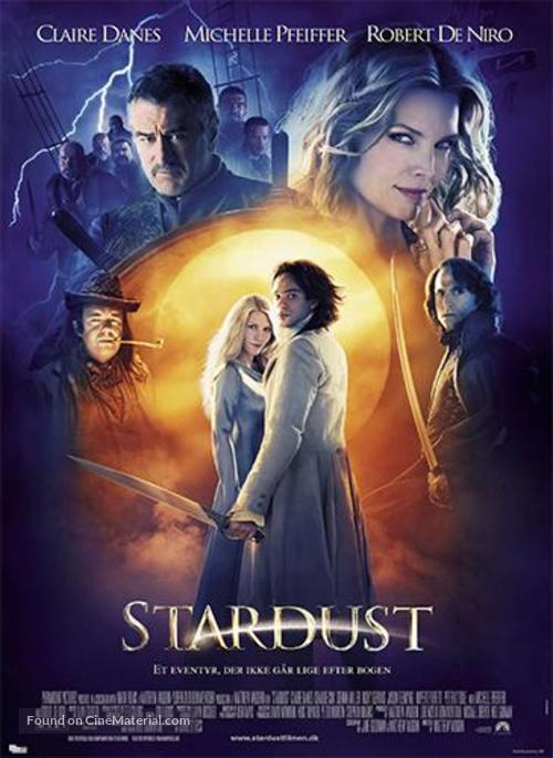 Stardust - Danish Movie Poster