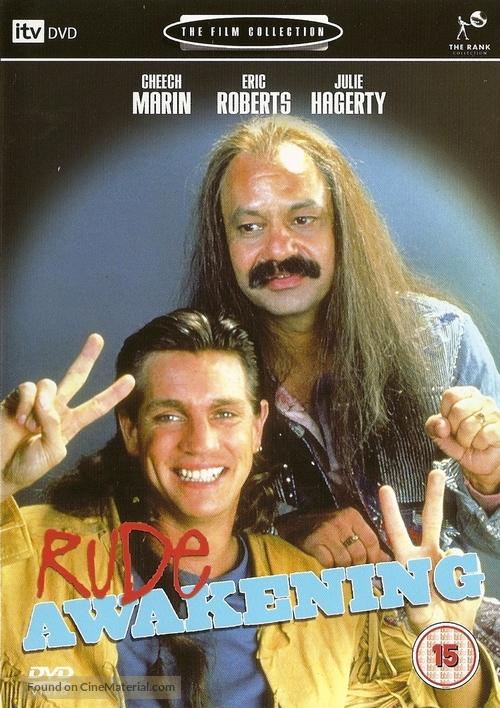 Rude Awakening - British Movie Cover