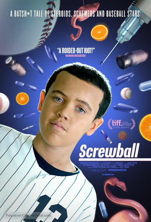 Screwball - Movie Poster