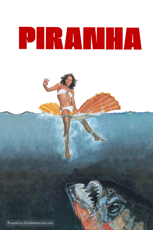 Piranha - Key art
