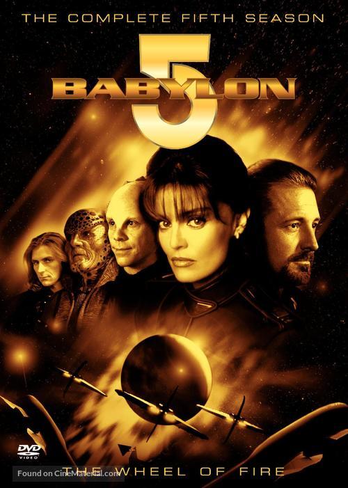 """Babylon 5"" - Movie Cover"