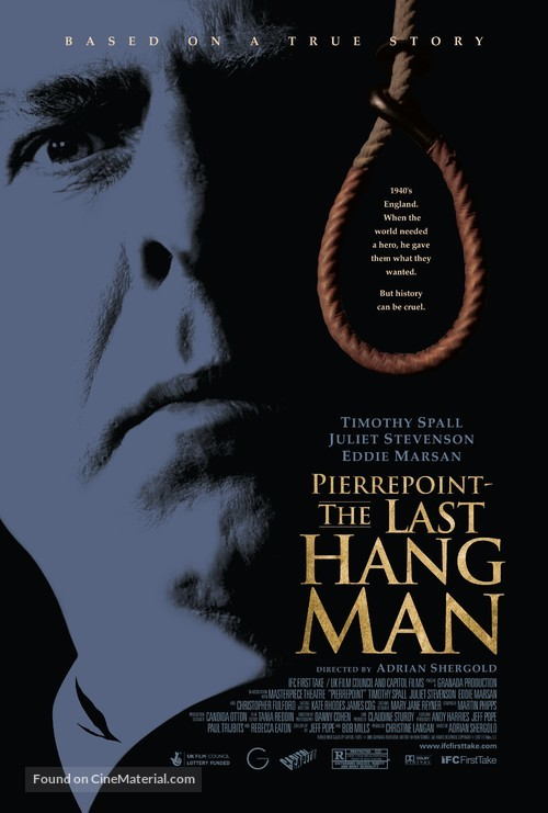 The Last Hangman - Movie Poster