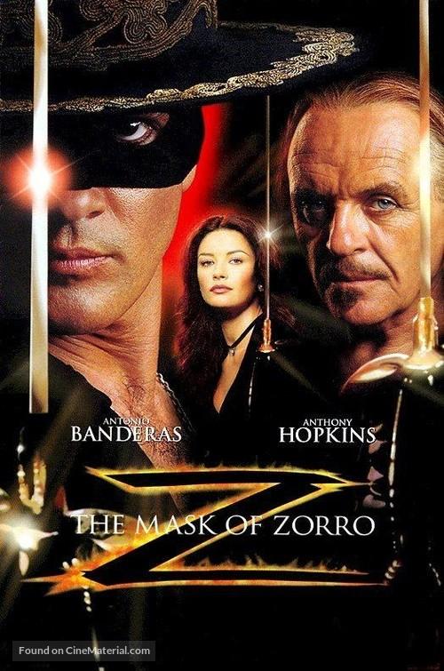 Mask of Zorro (1998) 720p + 1080p BluRay x264 ESubs AC3 Dual Audio [Hindi DD5.1 + English DD5.1]