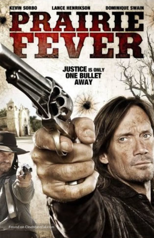 Prairie Fever - DVD cover